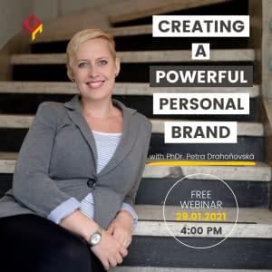Create Personal Brand Webinar