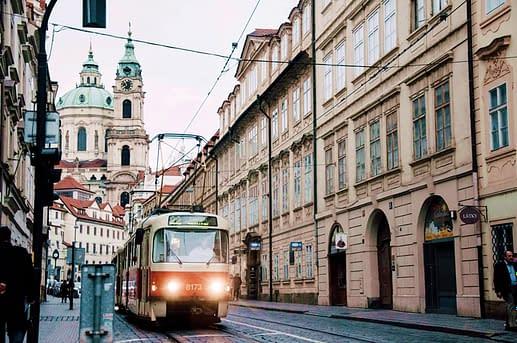 Cost living Prague transport